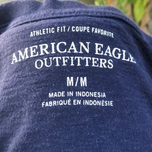 American Eagle Outfitters Shirts - American Eagle Outfitters v-neck Tee Shirt.  Med.